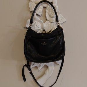 Kate spade leather crossbody/shoulder bag